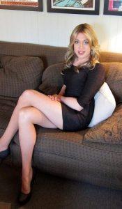 Belle blonde du troisième sexe cherche son plan cul à Toulouse
