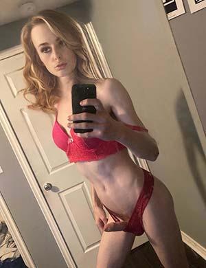 blonde transgenre aimerait rencontrer couple sur Clermont Ferrant